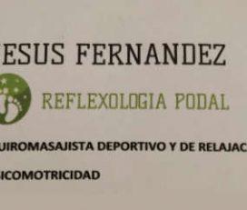 Reflexología podal Jesús Fernández