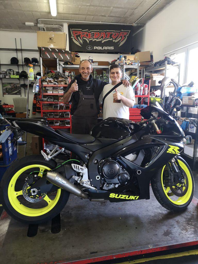 HG Motors Cee Venta y reparación de motos