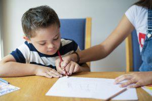 Clases para niños con necesidades educativas especiales en Costa da Morte